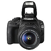 Canon EOS 100D Camera +18-55 IS STM Lens