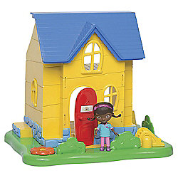 Doc McStuffins Doc and Friends Clinic Playset