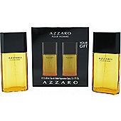 Azzaro Pour Homme Duo Gift Set 2 x 30ml EDT Spray For Men