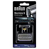 Braun 31S Multi Silver BLS Combi Pack