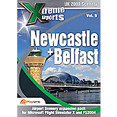 Belfast & Newcastle Airports - Xtreme Airports Volume 5 - PC