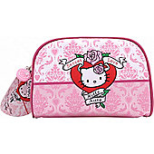 Hello Kitty Secret Love Gift Set Cosmetic Bag For Women