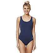 Zoggs Powerback Swimsuit - Blue
