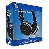 PS4 & VITA Stereo Gaming Headset