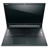 "Lenovo Flex 15D Convertible Touch 15.6"" Laptop, AMD E1, 4GB Memory, 500GB Storage - Black"