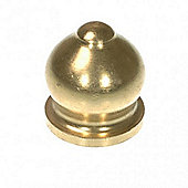 Finial Acorn 10mm thread