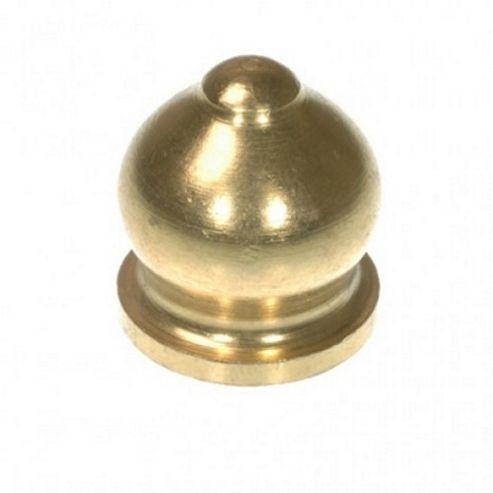 Finial Acorn 10mm thread
