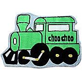 Train Rug - Steam Engine 70 x 100 cm