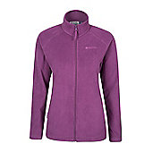 Raso Womens Microfleece - Purple