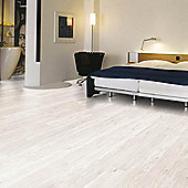 Westco 8mm V-Groove Glossy Plank Aragon Oak Laminate Flooring