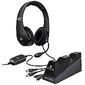 PS4 Charger and Headset pack