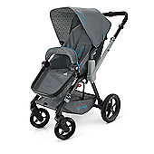 Concord Wanderer Buggy, Stone Grey