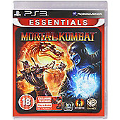 Mortal Kombat Essentials (PS3 )