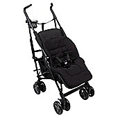 Clair De Lune Pushchair Liner (All seasons), Black