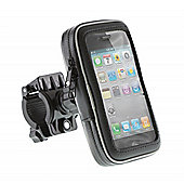 Water-Resistant Bicycle and Motorbike Case for Small Smartphones Including iPhone 4/4s