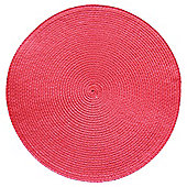 Brights Woven Placemat Red