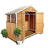BillyOh 400 4 x 8 Overlap Apex Shed