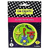 Go Create Alien Keyrings