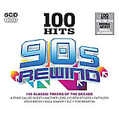 100 Hits - 90S Rewind (5CD)
