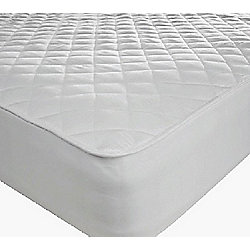 "Single Bed 16"" Deep Quilted Mattress Protector Microfibre Soft Touch Fitted Sheet"