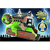 Character Build Monsters Zombies Sewer of Horror