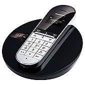 Sagemcom D77V Cordless Phone with Answering Machine - Black