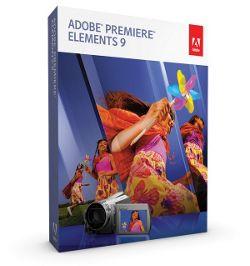 Adobe Premiere Elements V9 BUNDLE - Mac/Pc