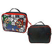 Nintendo Super Mario Bros Mario and Luigi Lunch Bag - Accessories