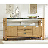 Mark Harris Furniture Roma Sideboard - Oak