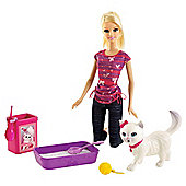 Barbie Feature Kitty