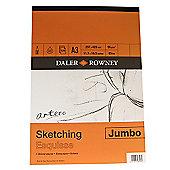 Arteco Jumbo 120 Sheet Pad A3