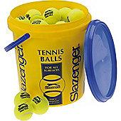 Slazenger Coaching Tennis Balls Bucket of 60