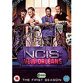 NCIS: New Orleans DVD 6disc