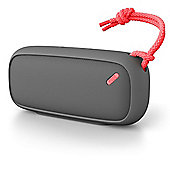 Move Large Portable Universal Bluetooth Speaker - Coral/ Dark Grey