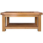 Ultimum Oakham Oak Coffee Table