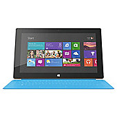 "Microsoft Surface RT 10.6"" 32GB Black Tablet inc. Cyan Blue Touch Keyboard"