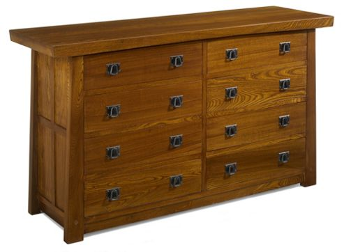 Shimu Asian Contemporary Chest of 8 Drawers