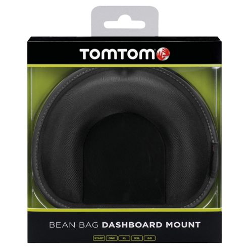 TomTom Non-slip Beanbag Dashboard Mount for Sat Nav