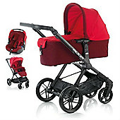 Jane Muum Formula Travel System (Crimson)