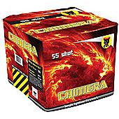 Chimera 55 Shot Fireworks