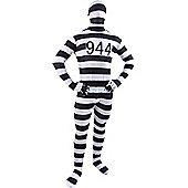 Prisoner Second Skin Suit