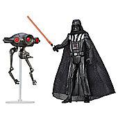 Star Wars Mission Series Star Destroyer Darth Vader And Seeker Droid