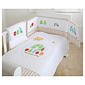 Hungry Caterpillar 3 Piece Nursery Bedding Set