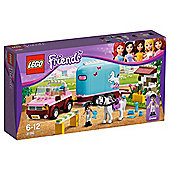 LEGO Friends Emma's Horse Trailer 3186