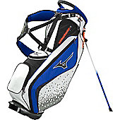 Mizuno Mens Aerolite SPR Golf Bag (Stand) in Black & Grey