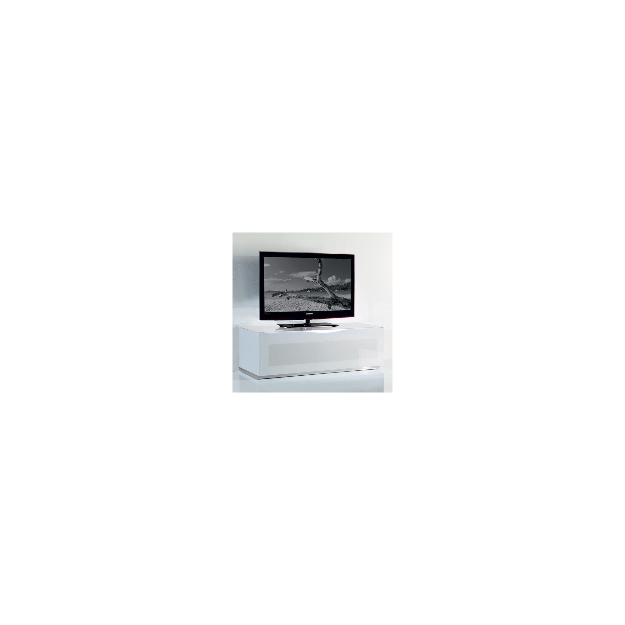 Triskom TV Cabinet - White at Tesco Direct