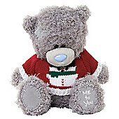 Me To You Tatty Teddy Snowman Jumper Bear