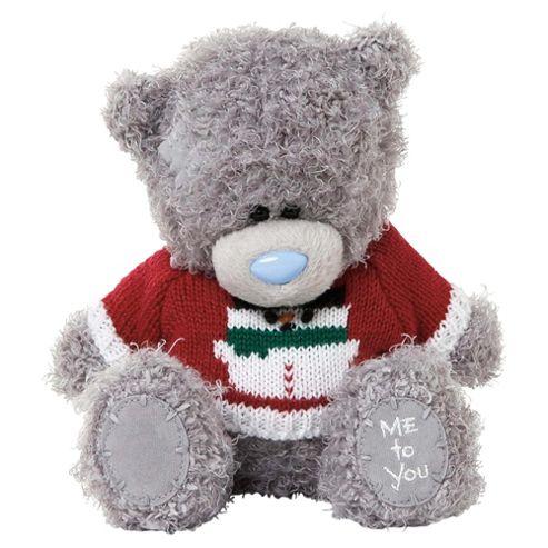 Me To You Tatty Teddy Snowman Jumper Bear