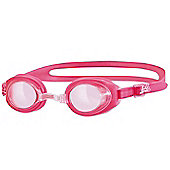 Zoggs Ripper Junior Kids UV Swimming Goggles - Pink