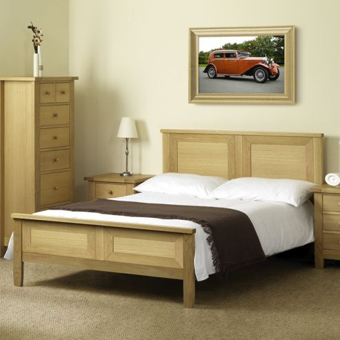 Julian Bowen Lyndhurst Bed Frame - Double